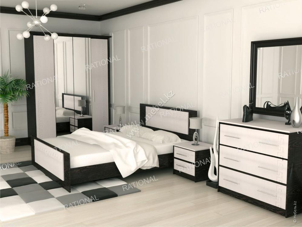 спальный гарнитур айнур караганда Rational мебель на заказ