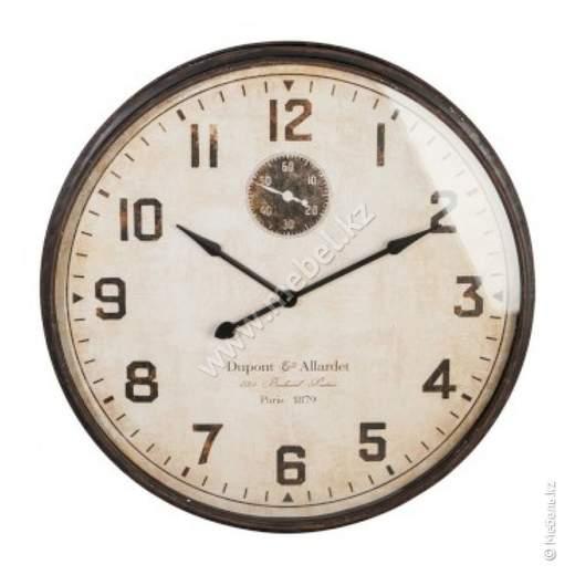 Часы 60х10х60  арт.48310