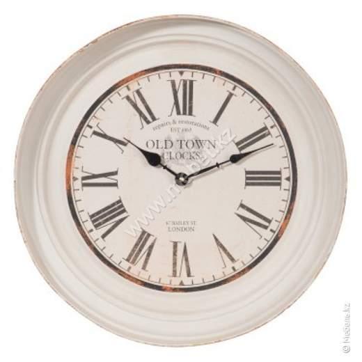 Часы кремовые  42х10х42  арт. 51126