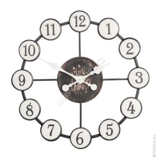 Часы 60х5,5х60  арт.48293