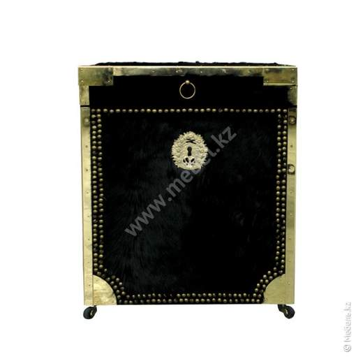 Ящик черный 45, мех  арт.МТ-45-1930