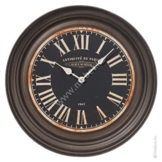 Часы коричневые 42х10х42  арт.51109