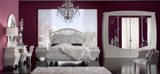 Спальня Eva (фабрика Alberto&Mario Ghezzani), Италия