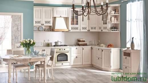 Амели Модульная кухонная система  Любимый Дом Россия