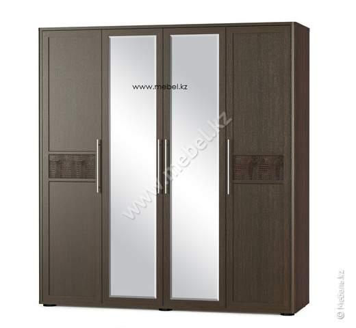 """Токио шкаф 4д """"Мебель Сервис"""""""