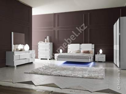 Спальня Caprice White