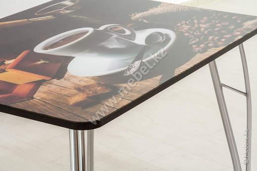Стол обеденный, Кофе, СВ Мебель