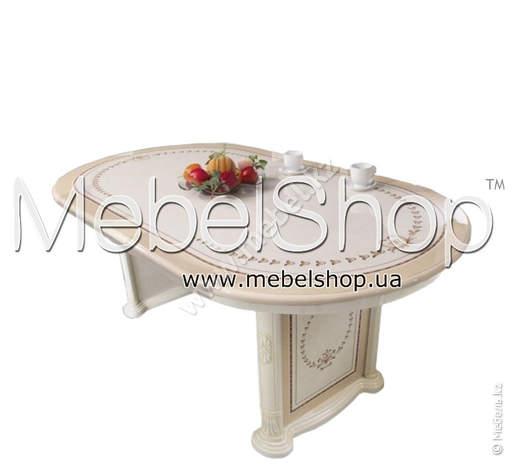 Вивальди стол обеденный С-145 раздвижной Свит Украина