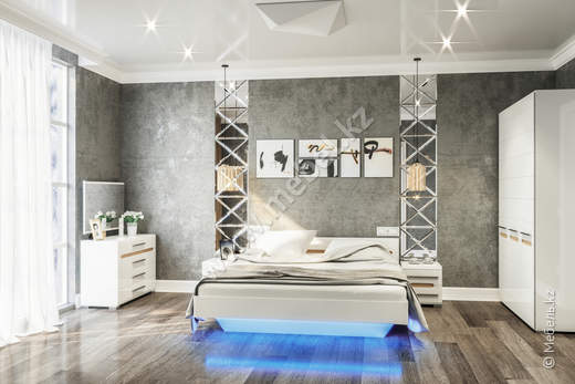 Бьянка спальня модульная Свит