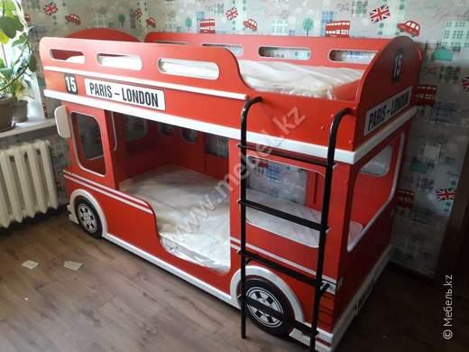 Детская двухъярусная кровать Формула