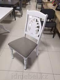 "Канвас стул""Домини""белый"