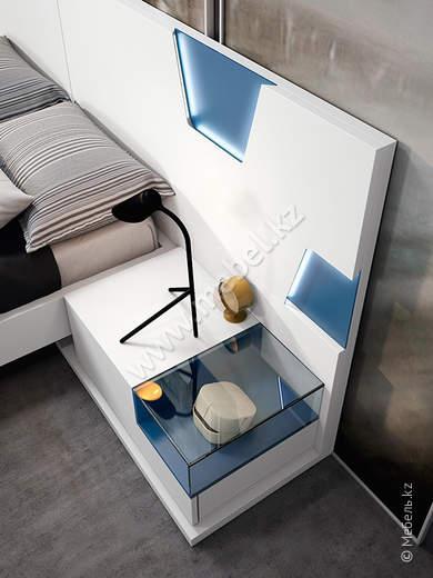 Кровать с тумбами COMP 003