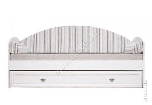 Салерно - диван LOZ/80, белый, БРВ Украина