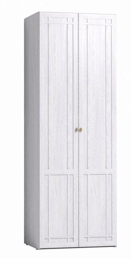 Sherlock 62 Шкаф для одежды , Ясень анкор светлый,  ГЛАЗОВ