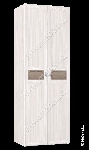 Карина 54 Шкаф для одежды с фасадами , Бодега светлый, ГЛАЗОВ