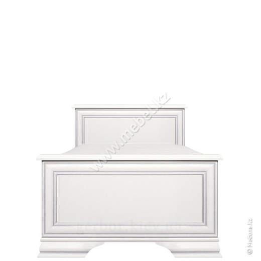Кентуки Кровать LOZ/90x200 + основание (белый альпийский) БРВ Украина
